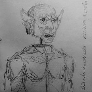 mudec horned mechanical devil