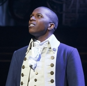 Aaron Burr Leslie Odom Jr Wait for it